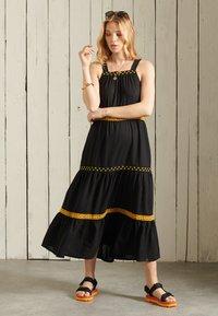 Superdry - Maxi dress - black - 1