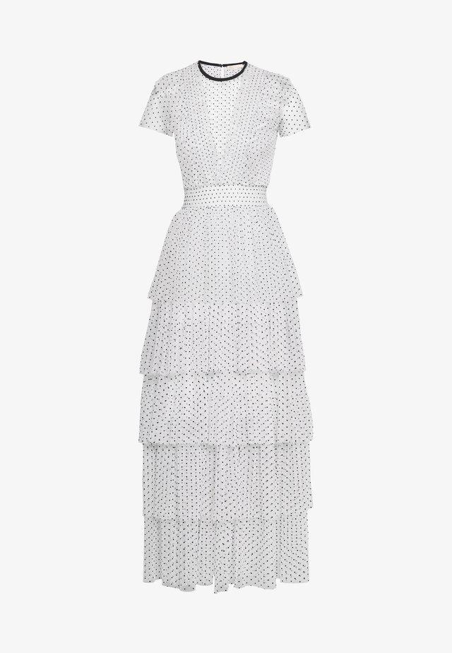 RIPLUME - Suknia balowa - blanc/noir