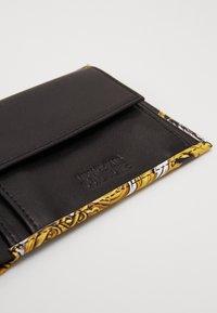Versace Jeans Couture - Portafoglio - black/gold - 3