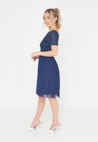BEAUUT - Cocktail dress / Party dress - navy - 2