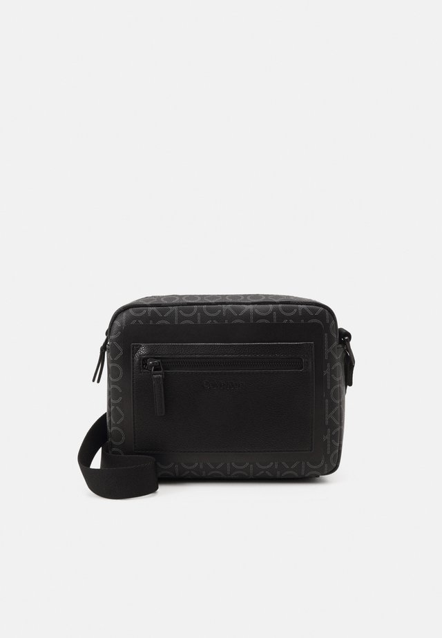 CAMERA BAG MONO UNISEX - Borsa a tracolla - black