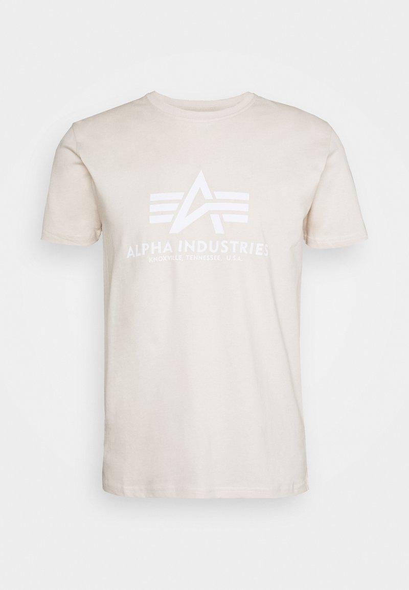 Alpha Industries T-Shirt print - iron grey/anthrazit FhDnVE
