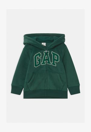 TODDLER BOY  - Fleece jacket - pine green