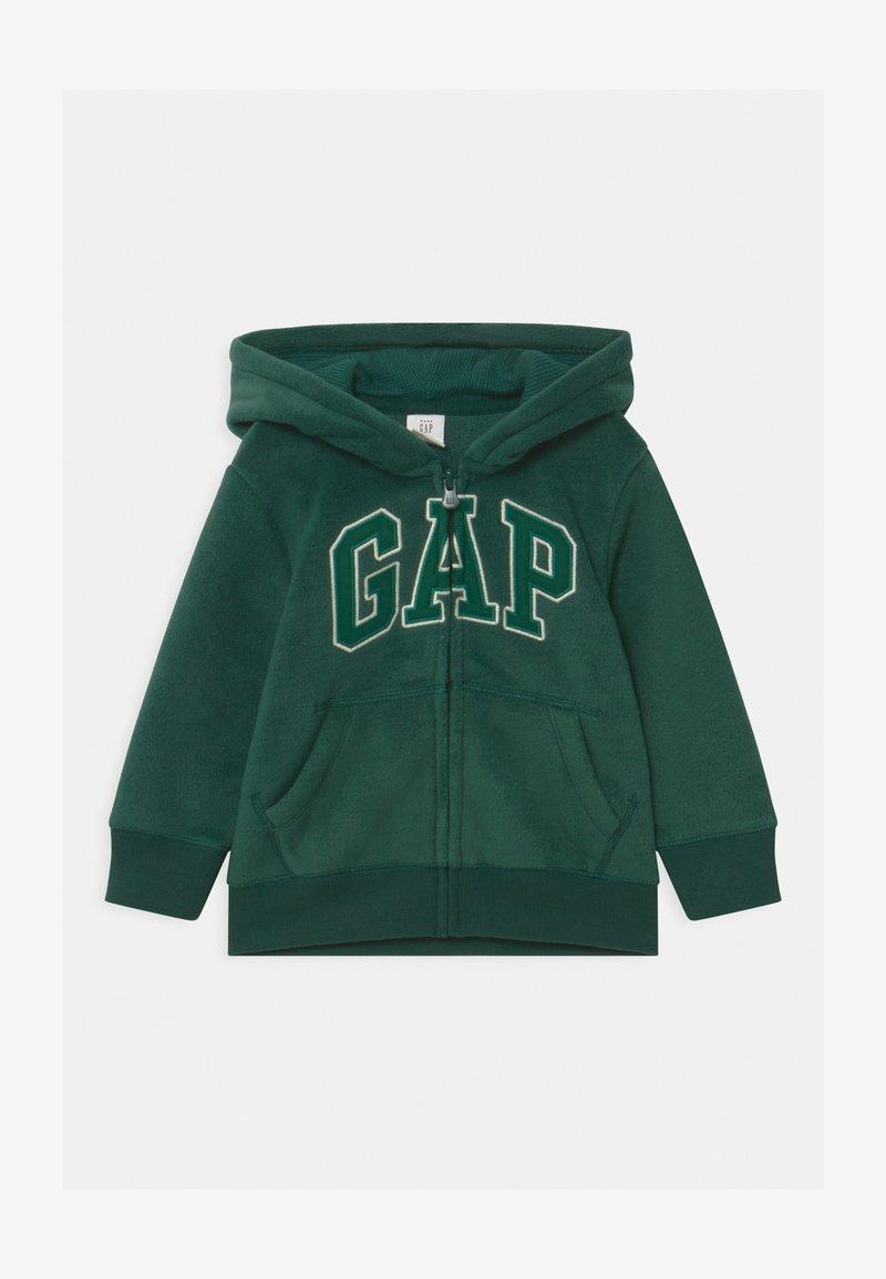 GAP - TODDLER BOY  - Kurtka z polaru - pine green