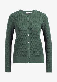 WE Fashion - Cardigan - olive green - 5