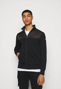 Colmar Originals - Zip-up hoodie - black - 0