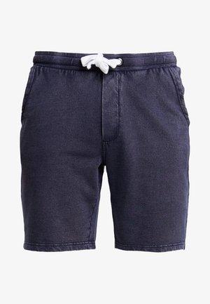 POULTER - Teplákové kalhoty - navy
