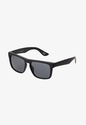 MN SQUARED OFF - Sunglasses - black/black