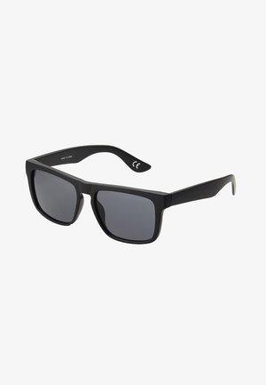 SQUARED OFF - Sunglasses - black/black