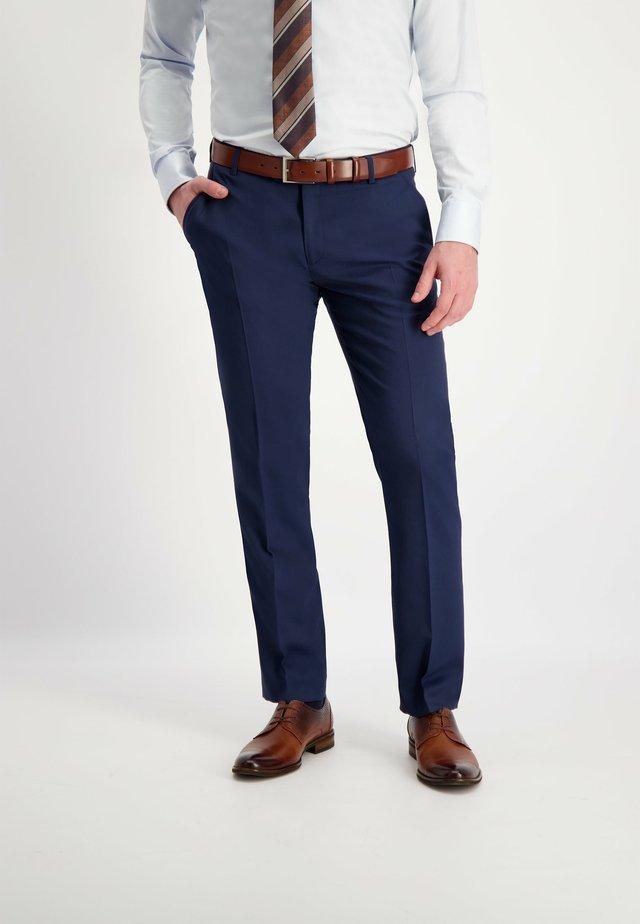 ANZUGHOSE - Pantaloni - dunkelblau