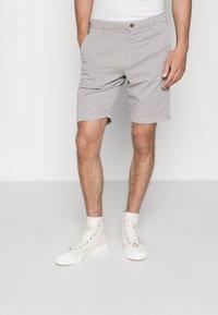 NN07 - CROWN - Shorts - grey - 0