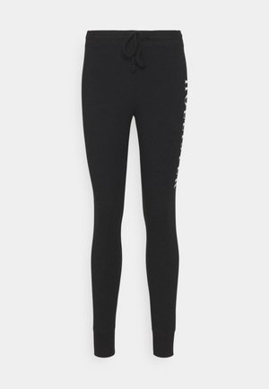LOGO - Leggingsit - black