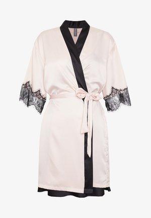 SET - Pyjama set - rose/black
