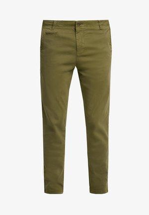 JOE STRETCHED  - Trousers - burned olive