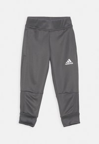 adidas Performance - HOODIE PES TRAINING SPORTS TRACKSUIT - Tracksuit - hazcor/white - 2