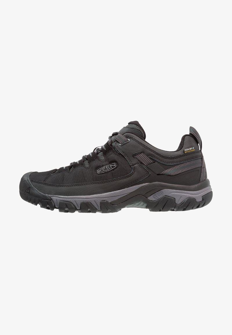Keen - TARGHEE WP - Hikingskor - black/steel grey