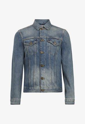 INVERNESS - Denim jacket - blue