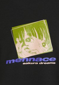 Mennace - MENNACE SAKURA DREAMS - Sweatshirt - black - 6