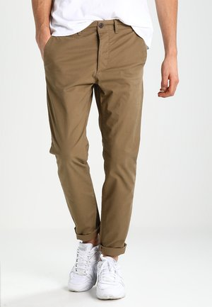 JJIMARCO JJENZO - Trousers - tan