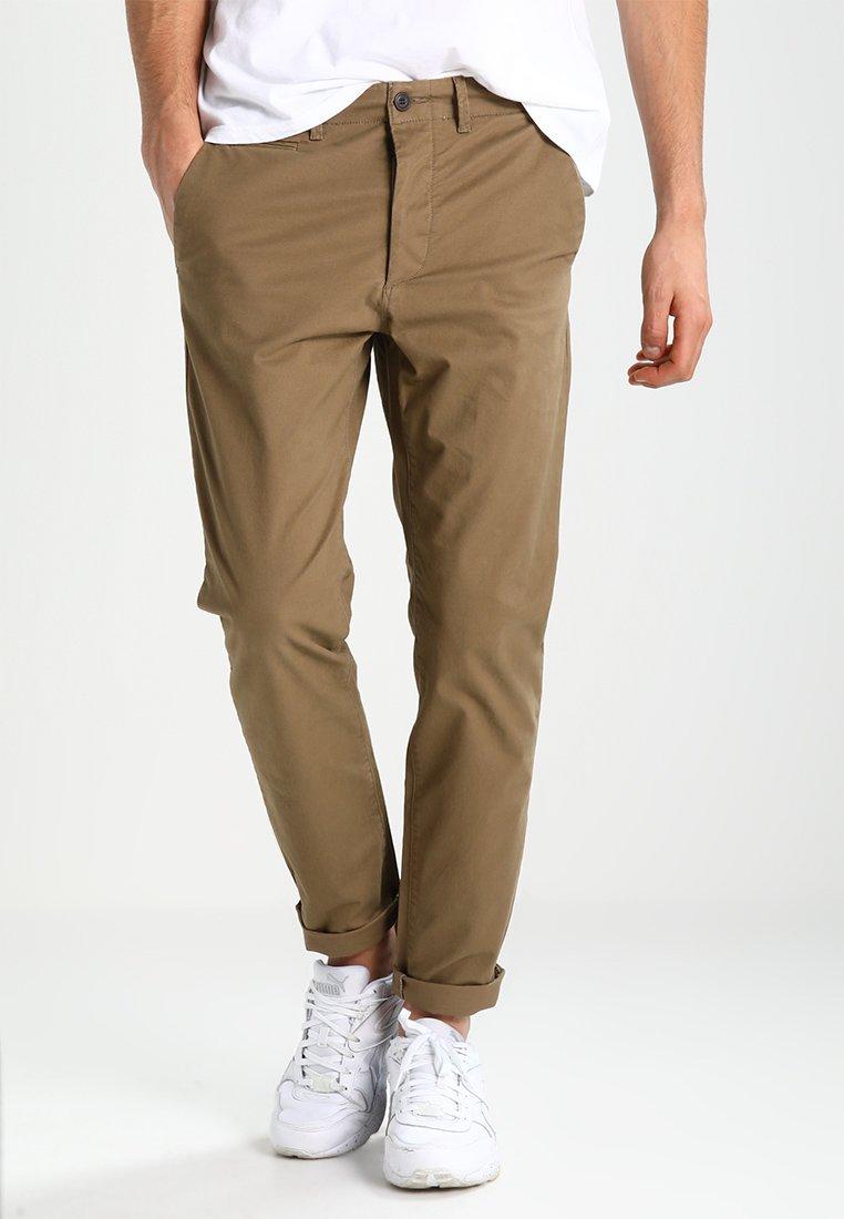 Jack & Jones - JJIMARCO JJENZO - Trousers - tan
