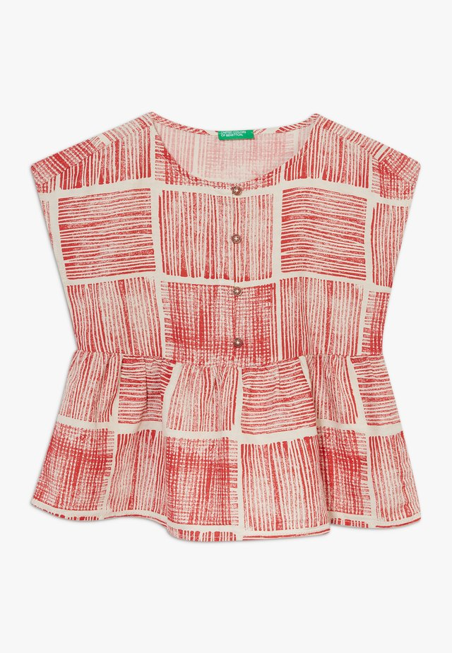 Blusa - red
