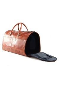 Saddler - ORLANDO - Weekend bag - midbrown - 5