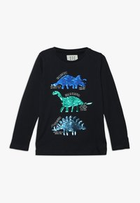 Staccato - BOY LONG SLEEVE KID - Langærmede T-shirts - navy - 0