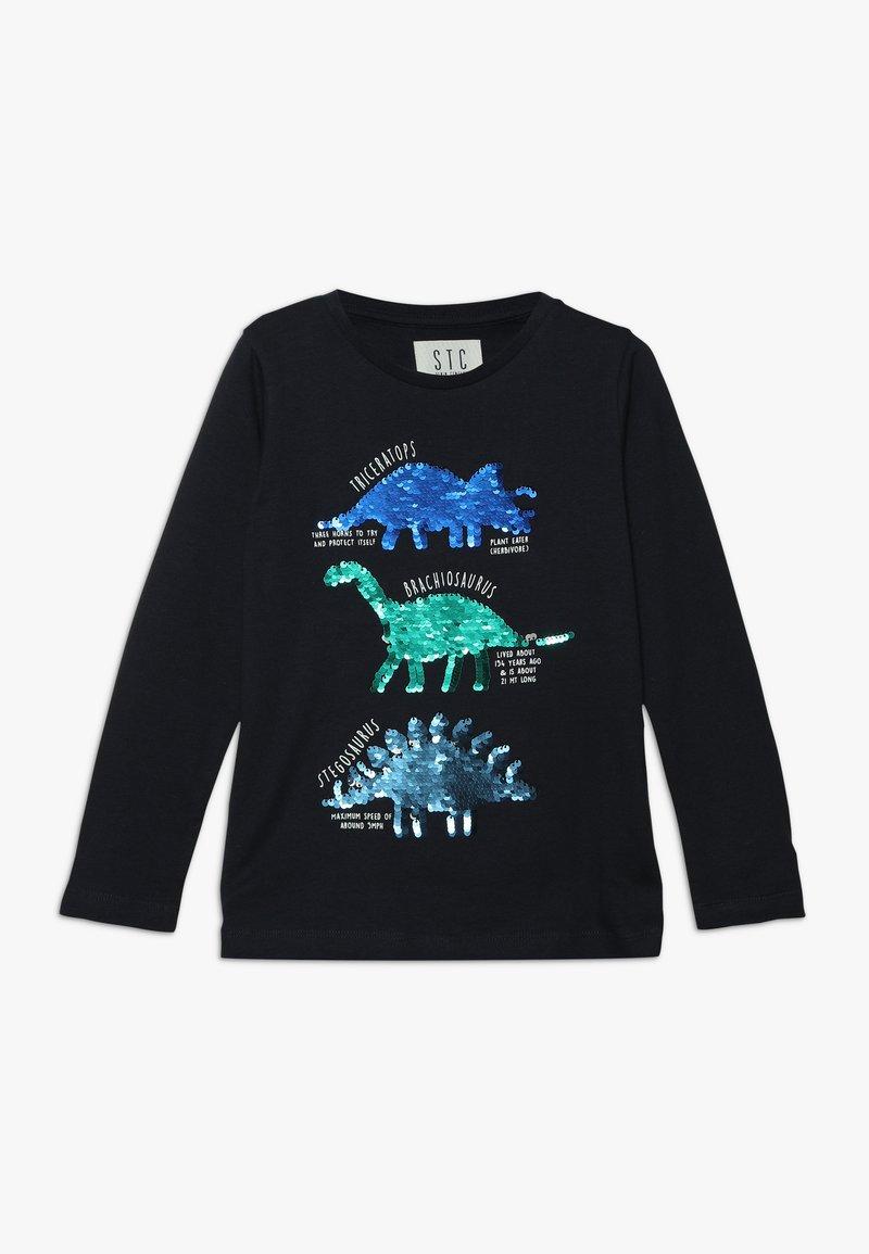 Staccato - BOY LONG SLEEVE KID - Langærmede T-shirts - navy