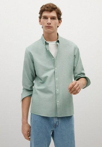 OXFORD - Shirt - khaki