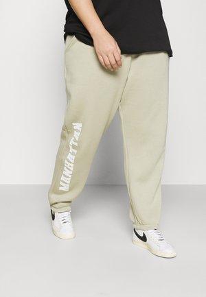 90'S JOGGER - Pantaloni sportivi - sage