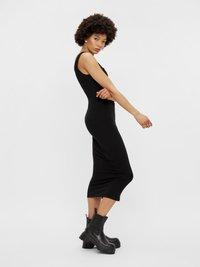 Pieces - Shift dress - black - 1
