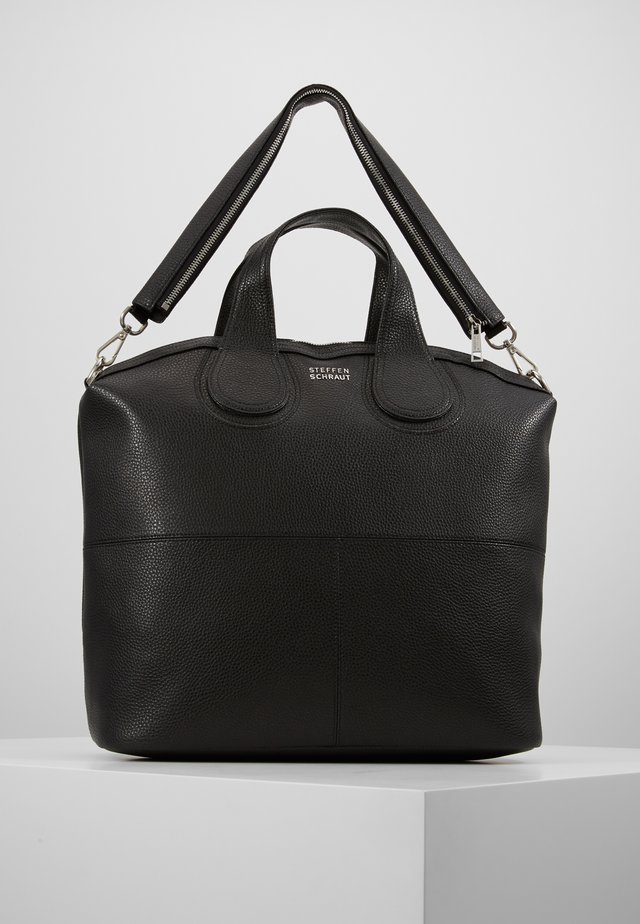 CLAUDIA - Handbag - black