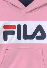 Fila - BEN LOGO HOODY UNISEX - Jersey con capucha - light pink - 3