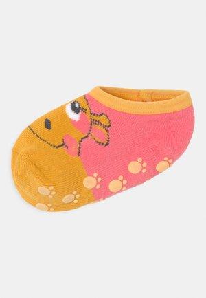 ANTISLIPPER BABY GIRL - Strumpor - orange