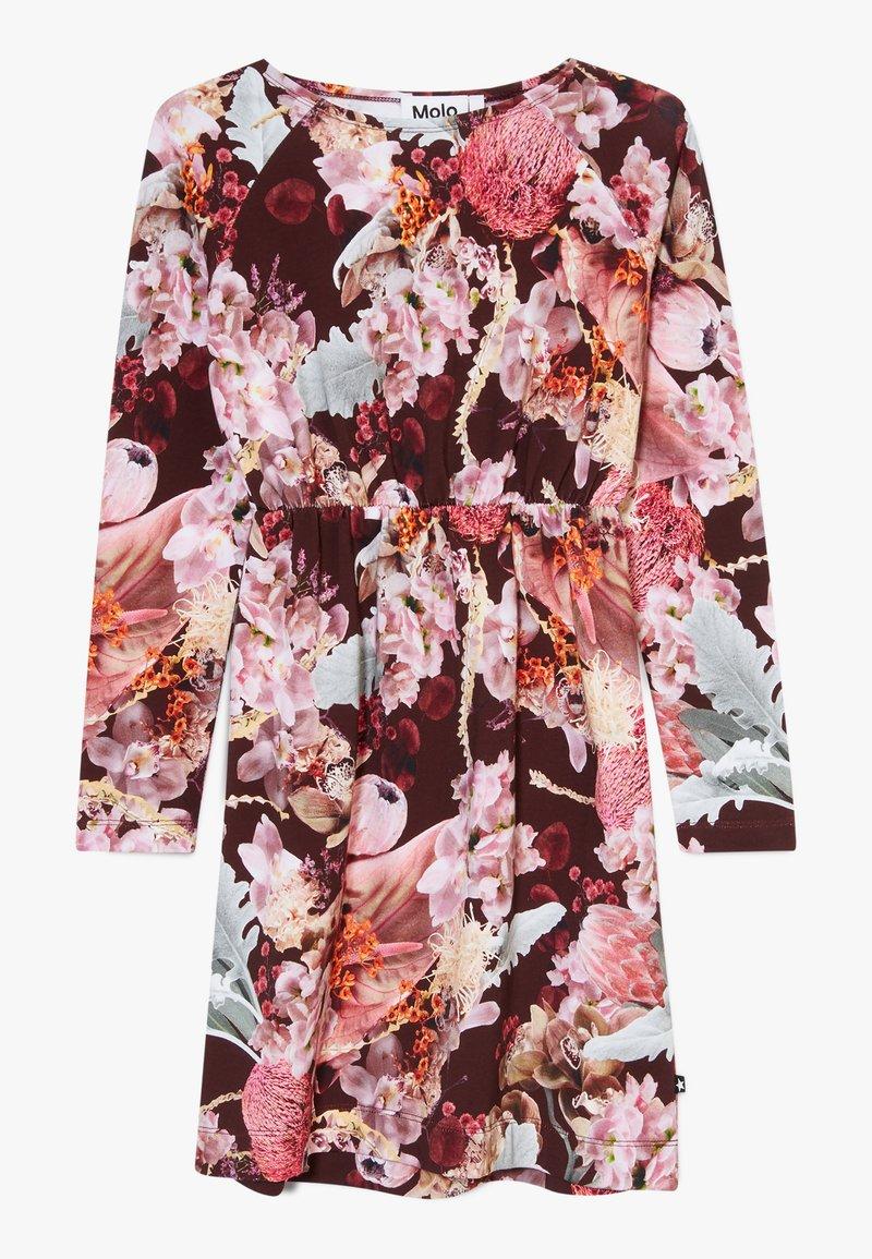 Molo - CLEMENTINE - Žerzejové šaty - multicoloured