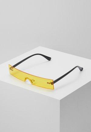 ONSSUNGLASSES UNISEX - Okulary przeciwsłoneczne - vibrant yellow