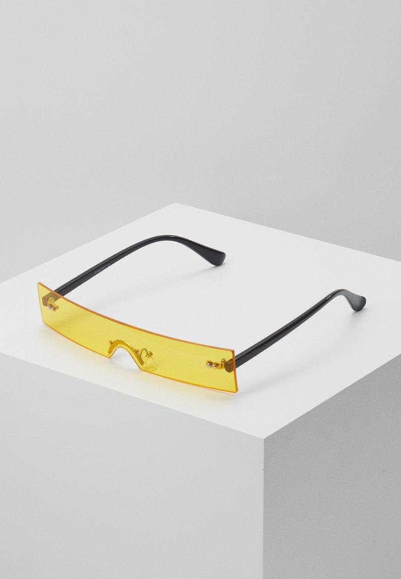 Only & Sons - ONSSUNGLASSES UNISEX - Lunettes de soleil - vibrant yellow