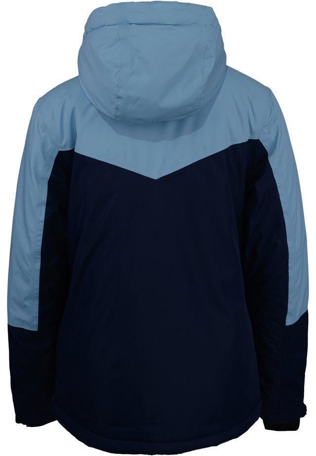 Soft shell jacket - 2048 navy blazer