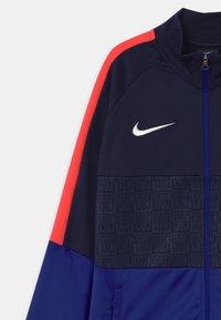 Nike Performance - CHELSEA LONDON FC ANTHEM UNISEX - Club wear - blackened blue/concord/ember glow/white - 3