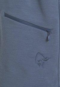 Norrøna - SKIBOTN CREW NECK  - Sweatshirt - vintage indigo - 2