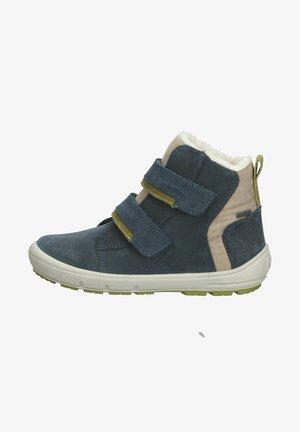 Dětské boty - blau/gelb