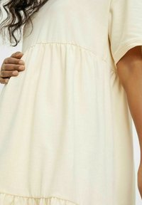 MAMALICIOUS - MLGEGGO - Day dress - ecru - 3