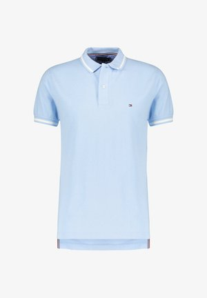 BASIC TIPPED REGULAR - Polo shirt - bleu (50)