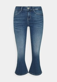 Noisy May Petite - NMMARLI - Flared Jeans - medium blue denim - 0