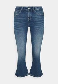 NMMARLI - Jeans a zampa - medium blue denim