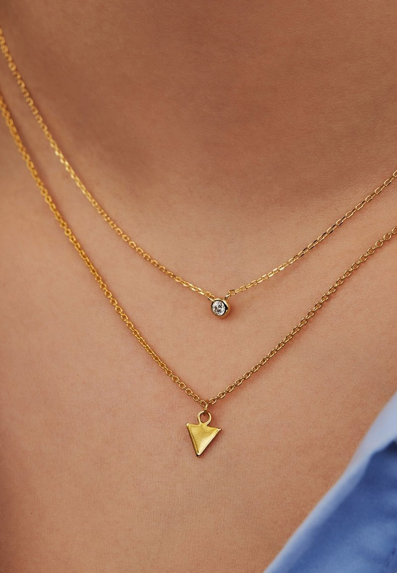 Selected Jewels - Halsband - gold