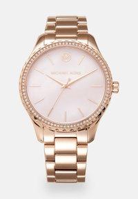 Michael Kors - LAYTON - Watch - rose gold-coloured - 0