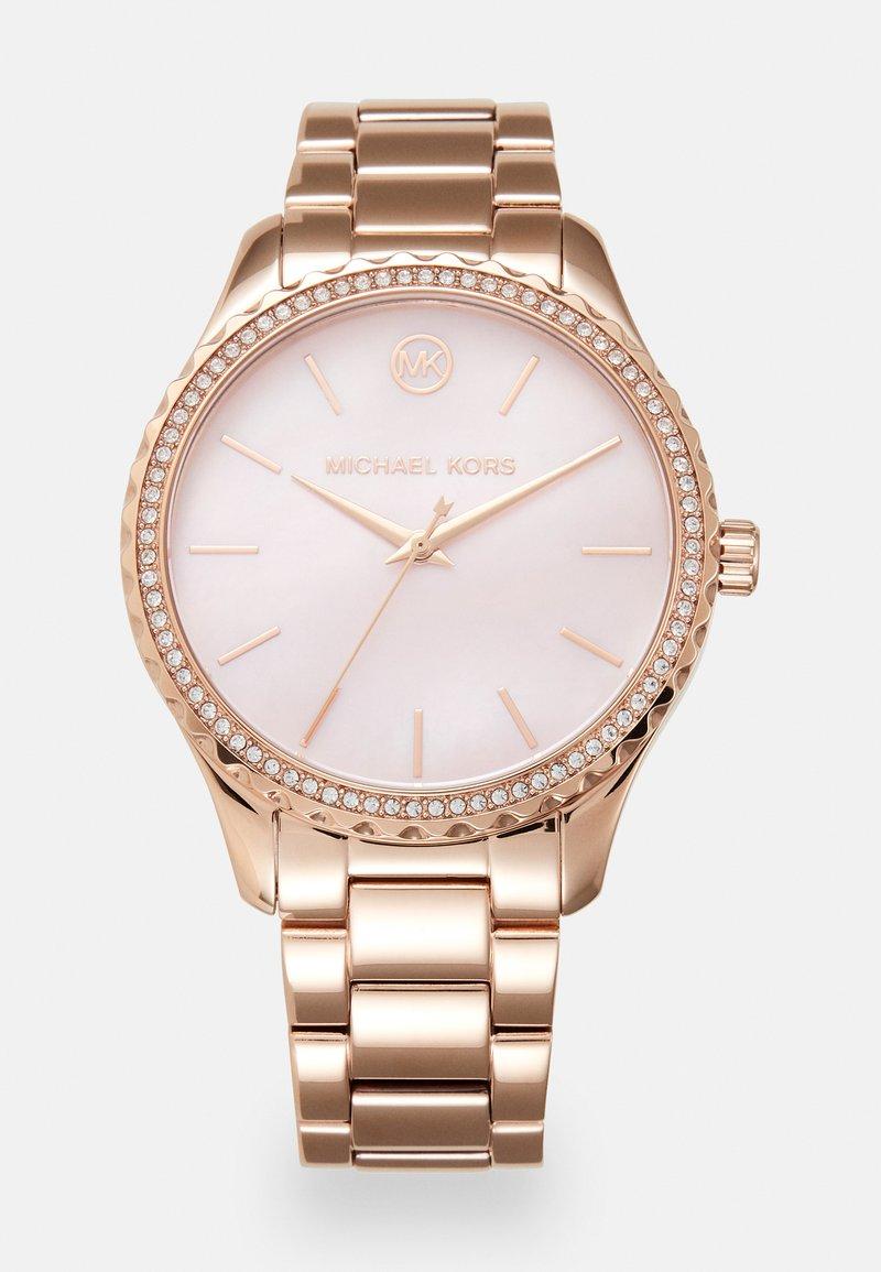 Michael Kors - LAYTON - Watch - rose gold-coloured