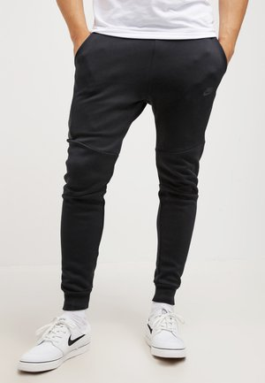 TECH - Jogginghose - black