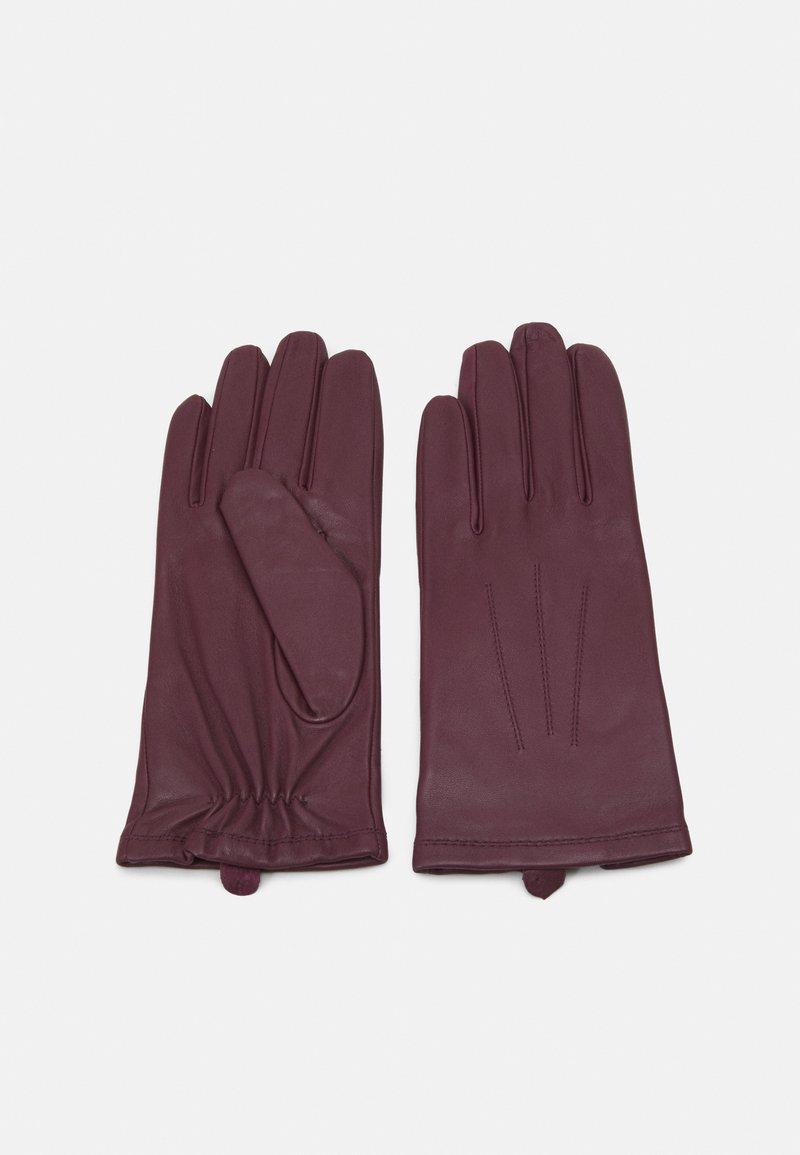Marks & Spencer London - CORE - Gloves - damson
